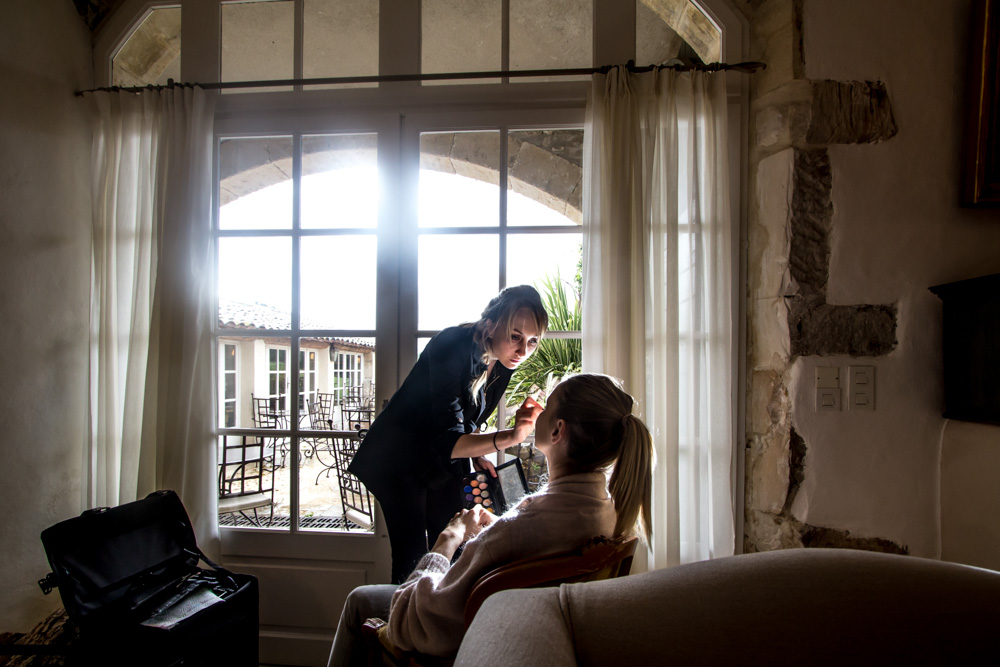 Nuage Création photographe mariage mas de la rose Orgon
