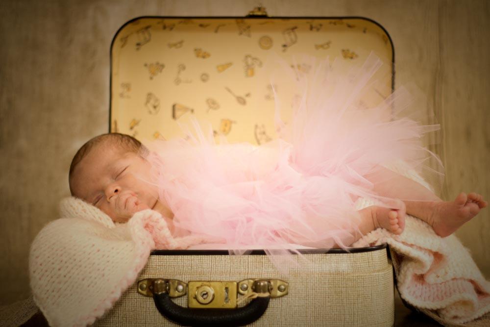 Nuage Creation photographe naissance valensole