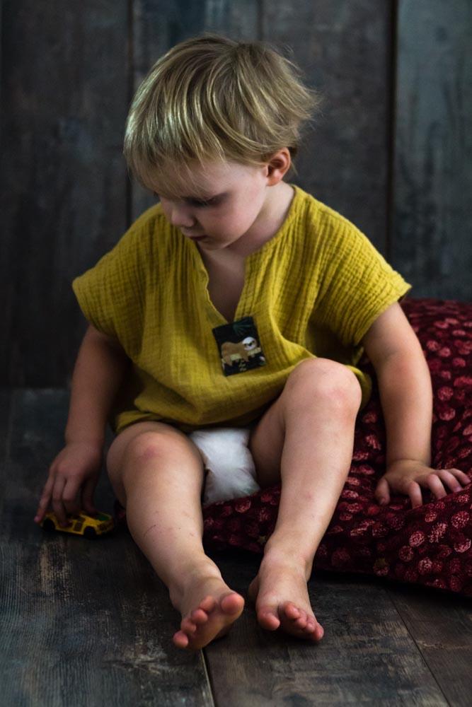 Photographe naissance bras