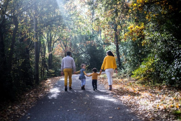 Nuage Création photographe famille rians